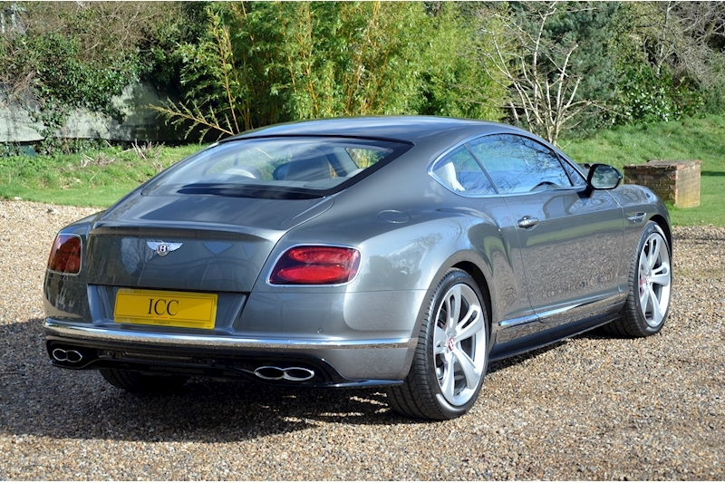 Bentley Continental Gt V8 S Mds - Large 2