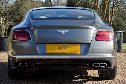 Bentley Continental Gt V8 S Mds - Large 7