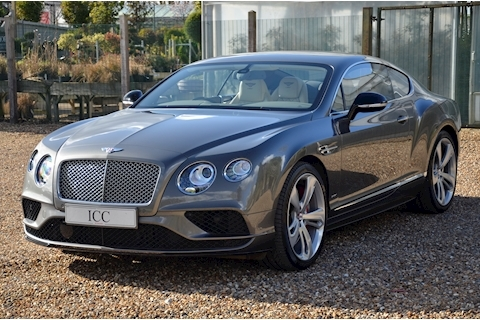 Bentley Continental Gt V8 S Mds - Large 9