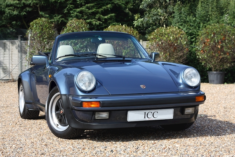 Porsche Carrera Cabrio Super Carrera Cabrio Super Spt - Large 12