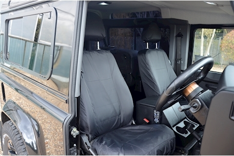 Land Rover Defender 90 Td Xs Station Wagon - Large 8