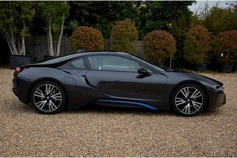 I8 I8 Coupe 1.5 Automatic Petrol/Electric