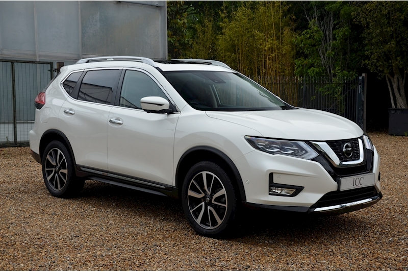 Nissan X-Trail Dci Tekna Xtronic - Large 0