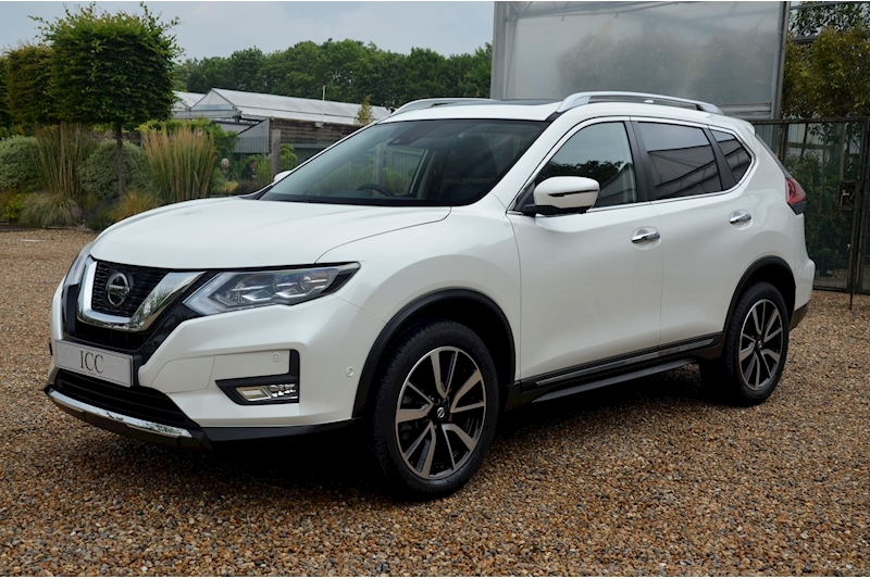 Nissan X-Trail Dci Tekna Xtronic - Large 4
