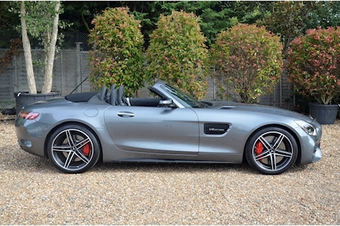 Gt Amg Gt C Convertible 4.0 Automatic Petrol