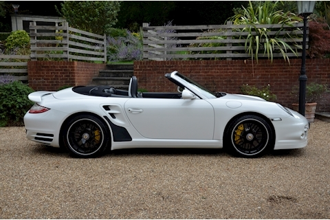 911 997 Turbo S 3.8 2dr Cabriolet PDK Petrol