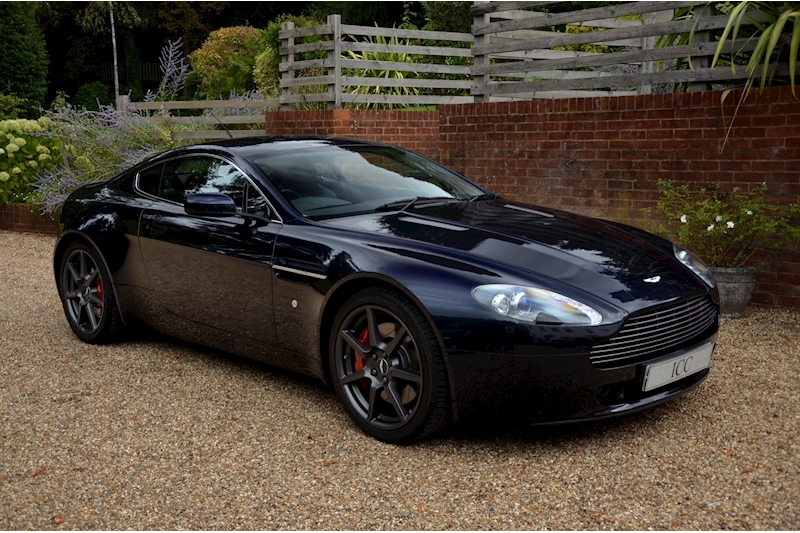 Vantage 4.3 V8 Coupe 2dr Petrol (380 bhp) Coupe 4.3 Manual Petrol