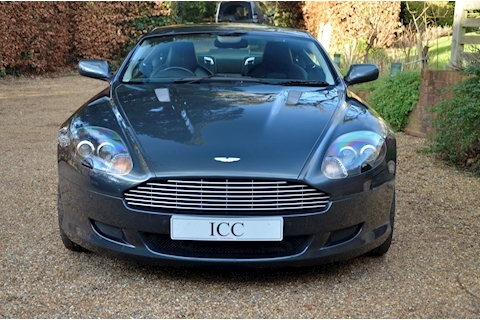 Aston Martin DB9 V12 - Large 5