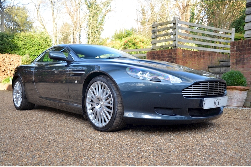 Aston Martin DB9 V12 - Large 6