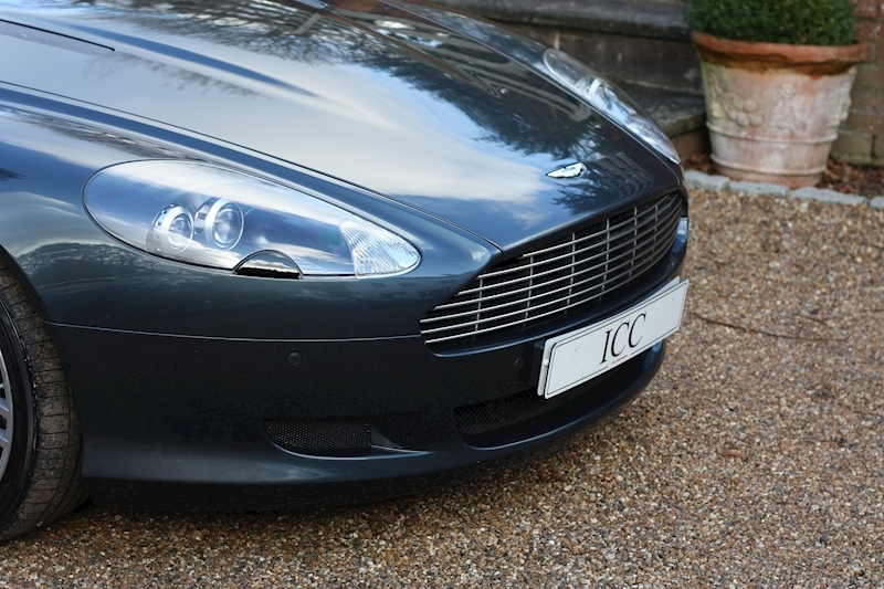 Aston Martin DB9 V12 - Large 15