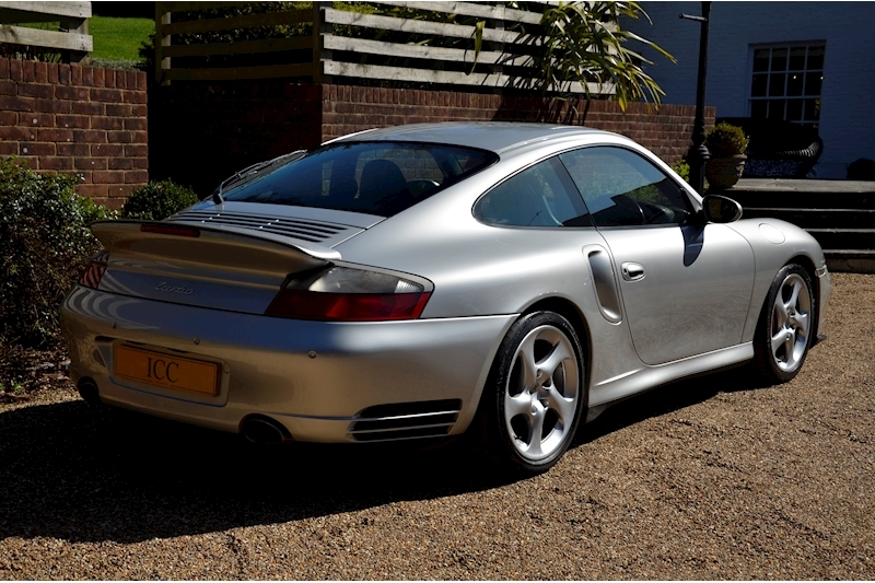 Porsche 911 996 Turbo - Large 2