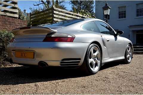 Porsche 911 996 Turbo - Large 8