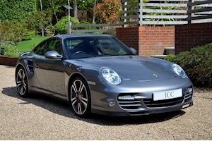 Porsche 911 Turbo Pdk - Large 0