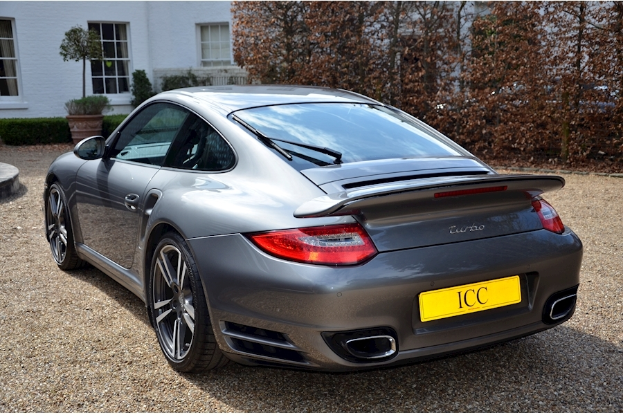 Porsche 911 Turbo Pdk - Large 16