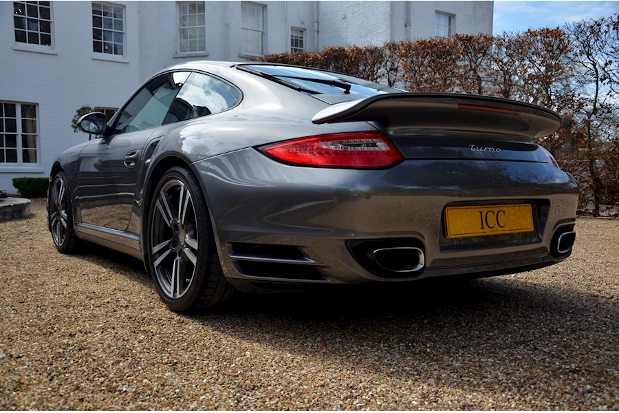 Porsche 911 Turbo Pdk - Large 7