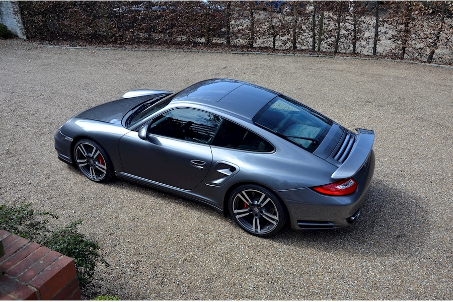 Porsche 911 Turbo Pdk - Large 9