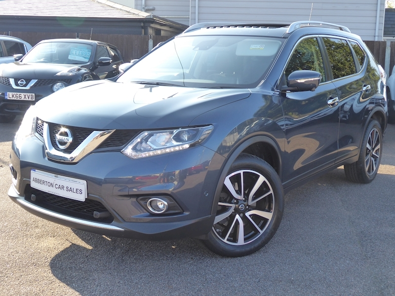 X-Trail Dig-T Tekna Estate 1.6 Manual Petrol