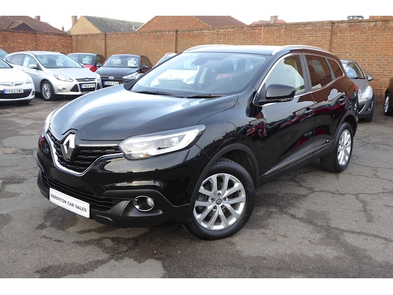 Kadjar Dynamique Nav Dci Hatchback 1.5 Manual Diesel