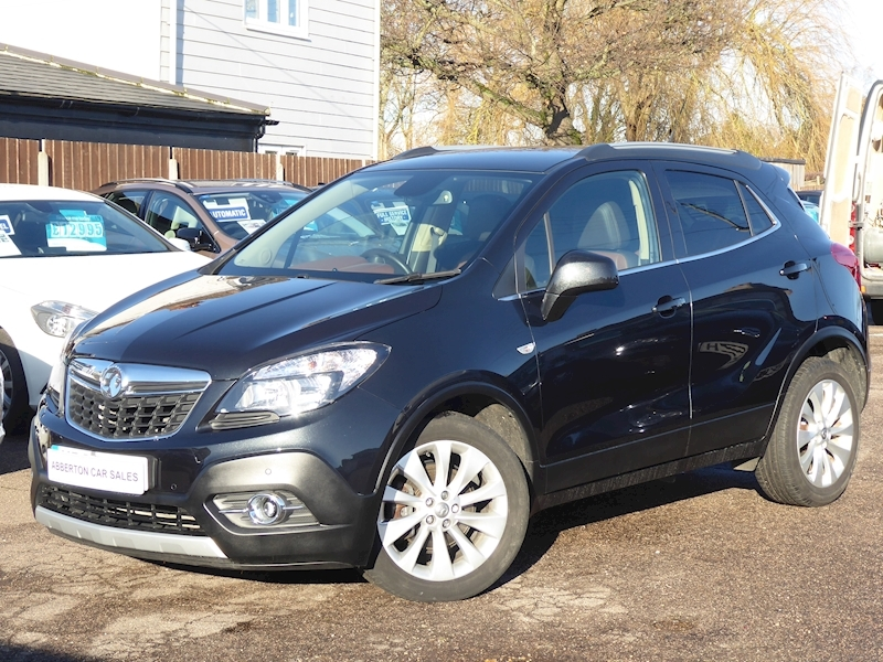 Mokka Se S/S Hatchback 1.4 Manual Petrol