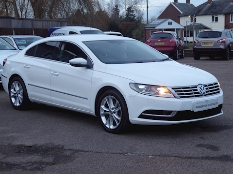 Cc Tdi Bluemotion Technology Coupe 2.0 Manual Diesel