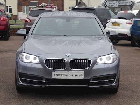 5 Series 520D Se Saloon 2.0 Automatic Diesel