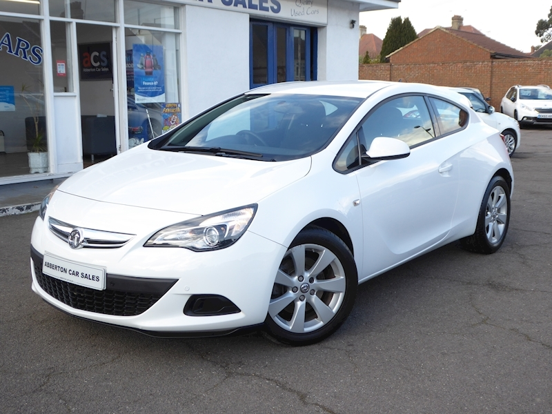 Vauxhall Astra Gtc Sport S/S - Video