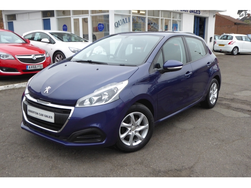 208 Active Hatchback 1.2 Manual Petrol