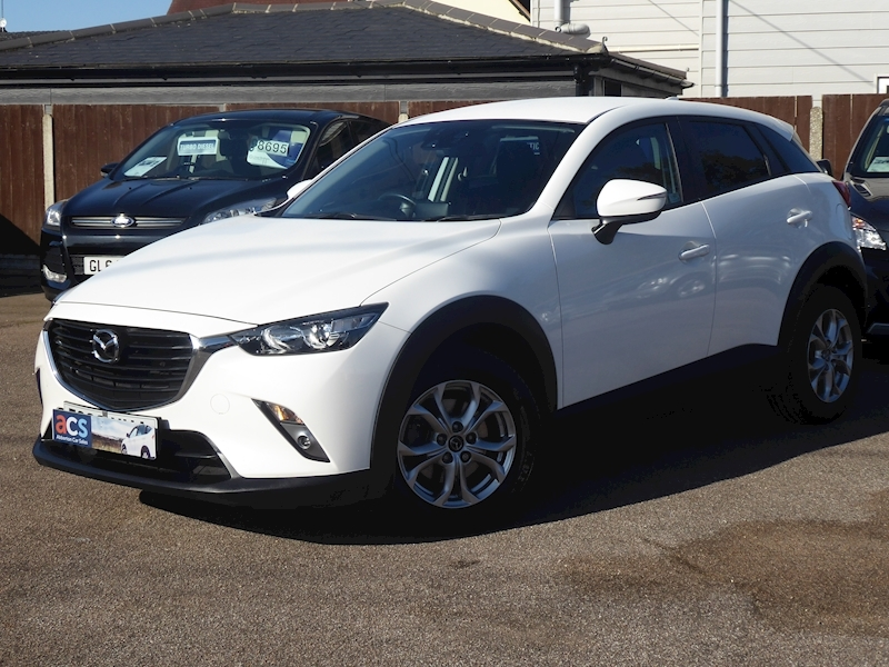 Cx-3 D Se-L Nav Hatchback 1.5 Manual Diesel