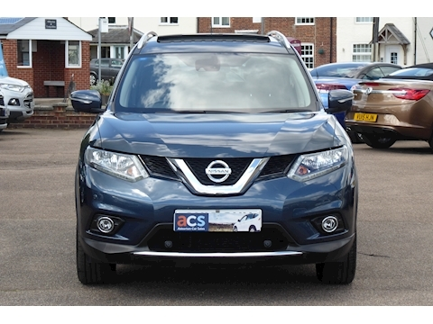 X-Trail Dci N-Tec Estate 1.6 Manual Diesel
