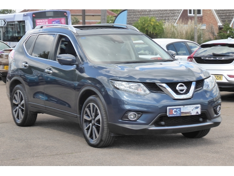 Nissan X-Trail Dci N-Tec - Video