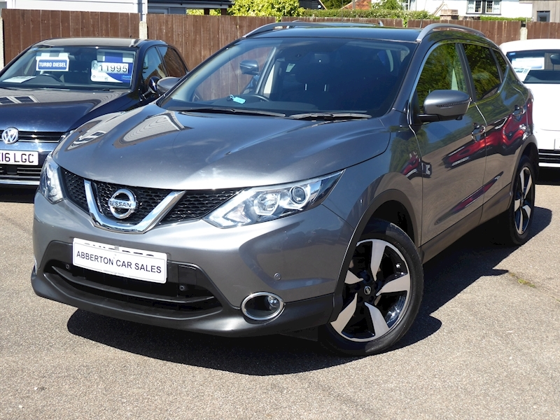 Nissan Qashqai N-Connecta Dig-T - Video