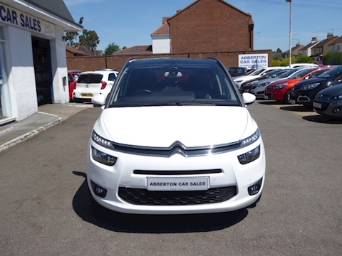 C4 Picasso Grand Bluehdi Exclusive Plus Mpv 1.6 Manual Diesel