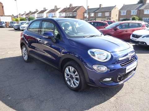 500X Multiair Pop Star Hatchback 1.4 Manual Petrol