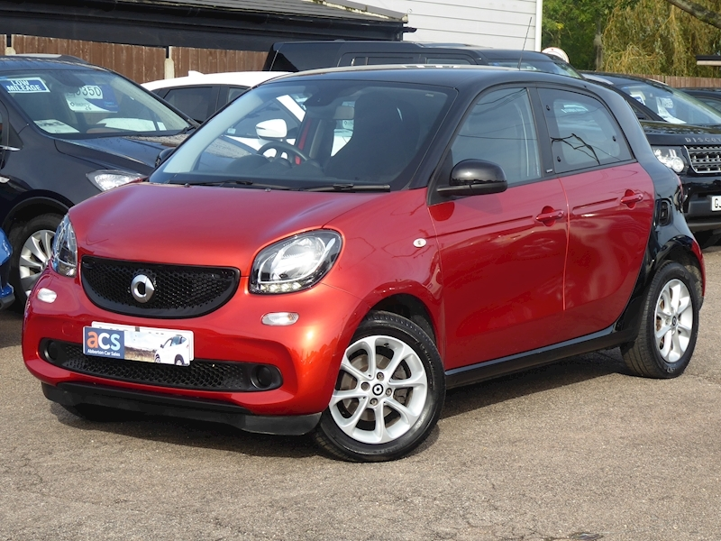 Forfour Passion Hatchback 1.0 Automatic Petrol