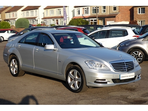 S Class S350 Cdi Blueefficiency Saloon 3.0 Automatic Diesel