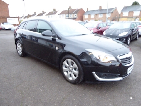 Insignia Sri Cdti S/S Estate 1.6 Manual Diesel