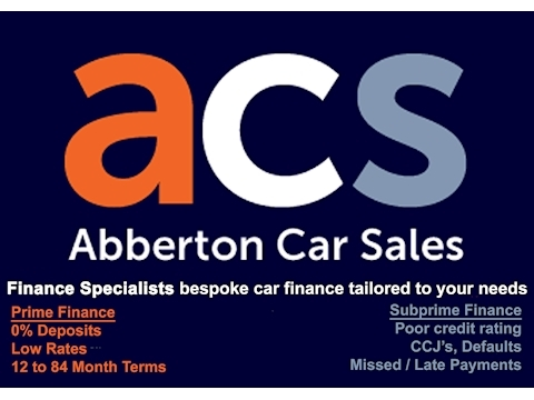 2008 Blue Hdi S/S Urban Cross Hatchback 1.6 Manual Diesel