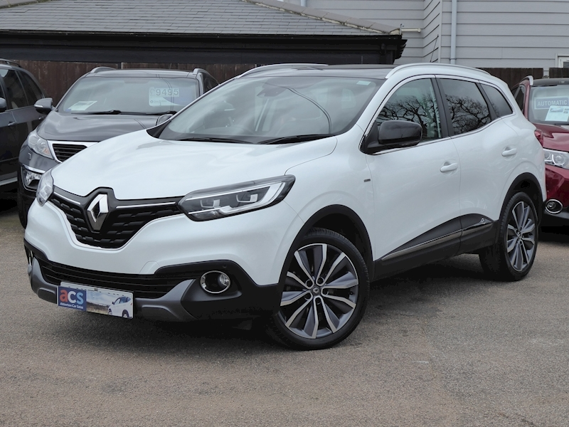 Kadjar Signature Nav Tce Hatchback 1.2 Manual Petrol