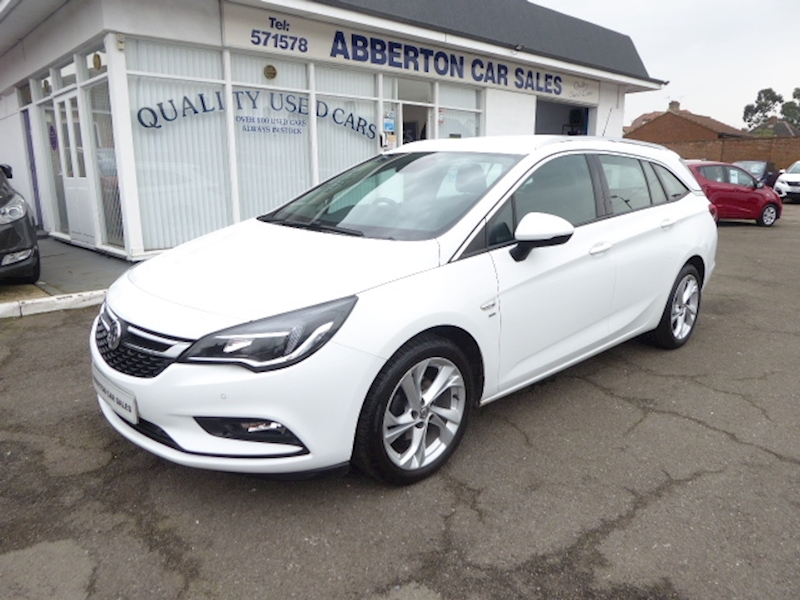 Astra SRi 1.4 5dr Estate Auto Petrol