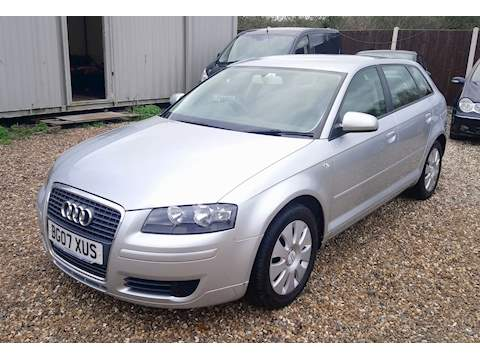 A3 Tdi Sport Special Edition Hatchback 1.9 Manual Diesel