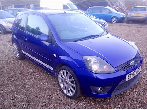 Fiesta ST 16V 2.0 3dr Hatchback Manual Petrol
