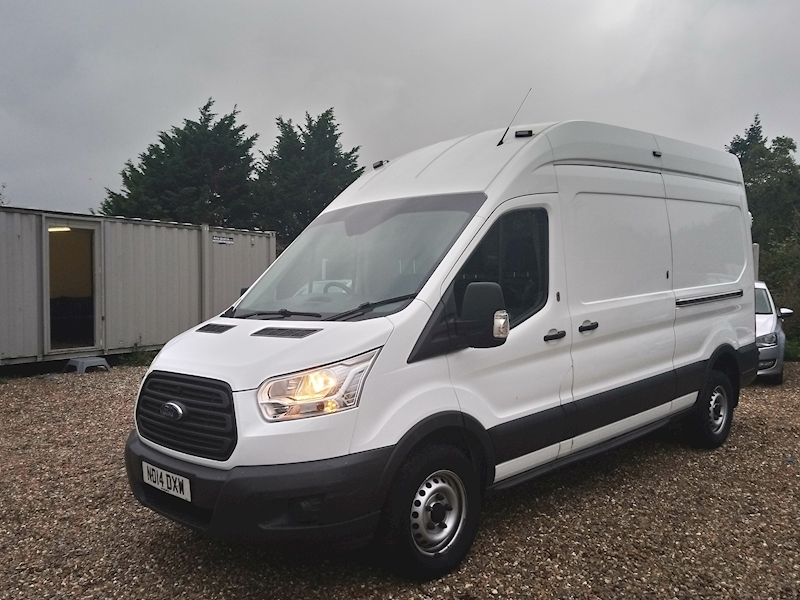 Transit 350 H/R P/V Panel Van 2.2 Manual Diesel