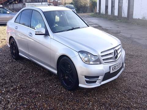 C Class C220 Cdi Blueefficiency Amg Sport Saloon 2.1 Automatic Diesel