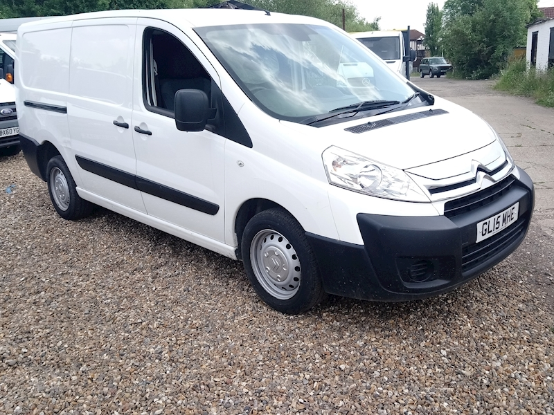 Dispatch 1200 L2h1 Hdi Panel Van 1.6 Manual Diesel