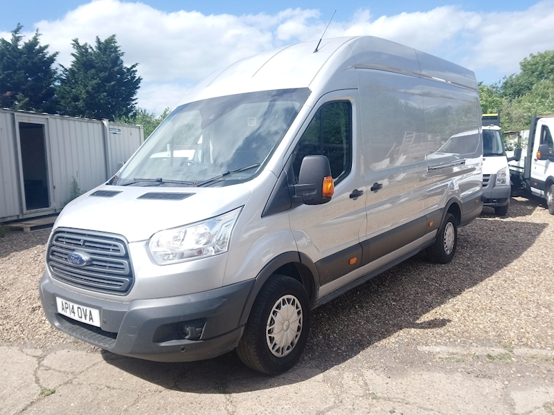 Transit 350 Trend H/R P/V Panel Van 2.2 Manual Diesel