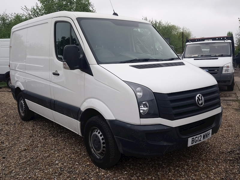 Crafter Cr30 Tdi P/V 2.0 Panel Van Manual Diesel