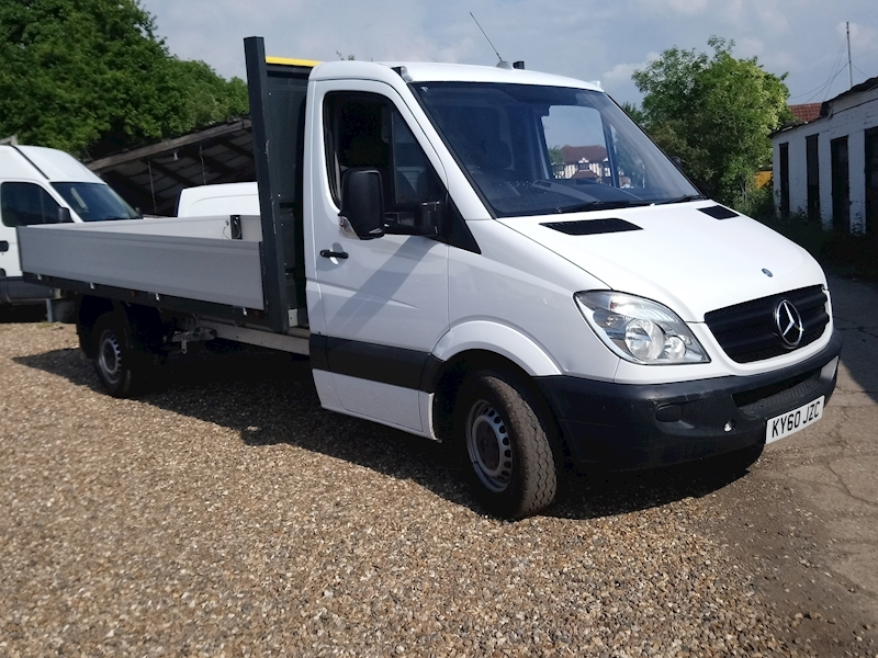 Sprinter 313 Cdi 2.1 Dropside Manual Diesel