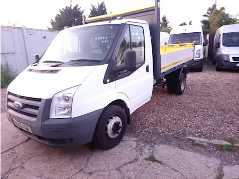 Transit 350 Limited Shr Dcb 2.4 Tipper Manual Diesel