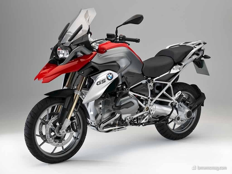 BMW R1200 GS - Large 1