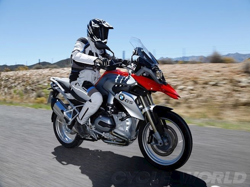 BMW R1200 GS - Large 2